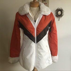 Rad 70s ski jacket